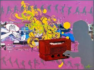 Radio Spirits   by Alfred Degens