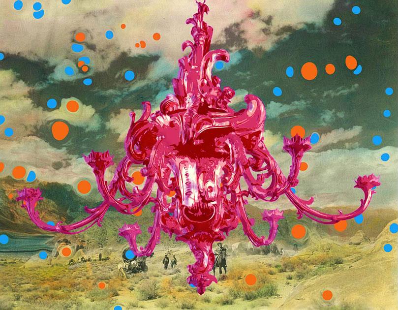 Blobs   Digital art by Alfred Degens