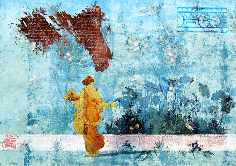 Roman Holiday I | Fine art print
