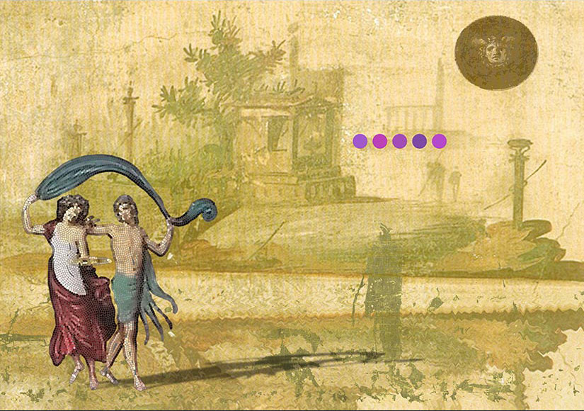 Roman Holiday IV | Fine art print