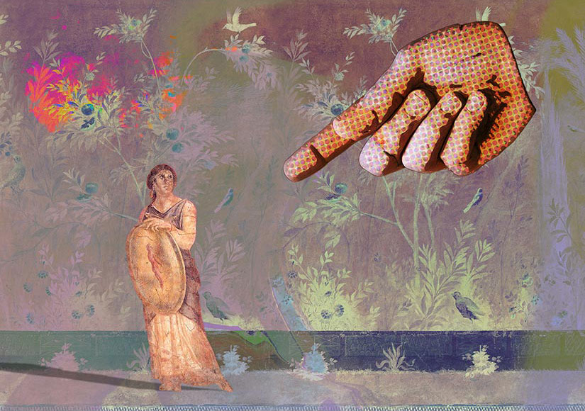 Roman Holiday VII | Fine art print