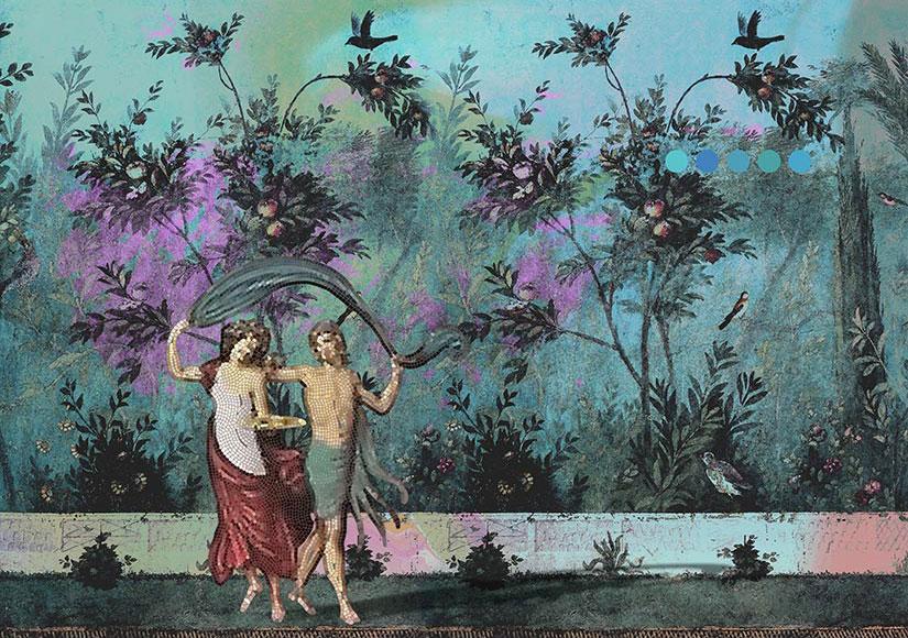 Roman Holiday X | Fine art print